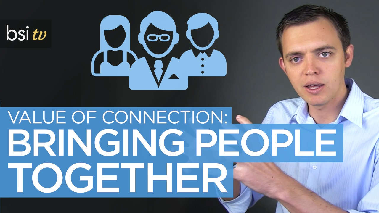 Connection: Bringing Business People Together and Networking