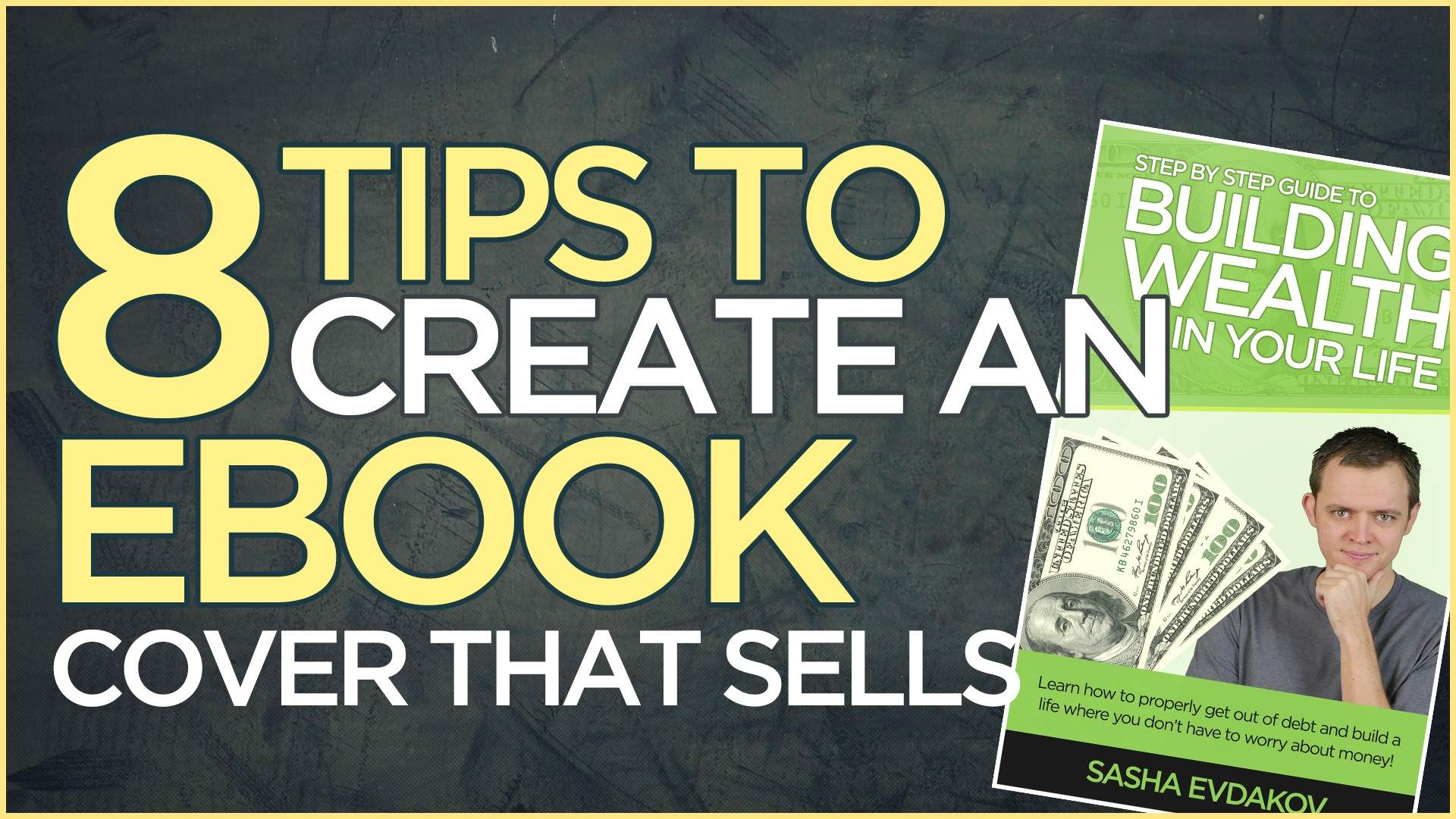8 Tips to Create an eBook Cover that Sells!