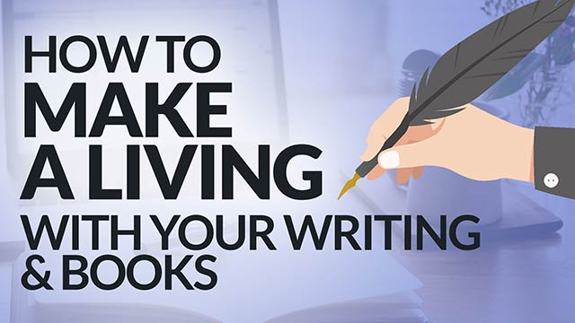 How to Make a Living with Your Writing & eBooks: Distribution + Multiple Income Sources #BSI 17