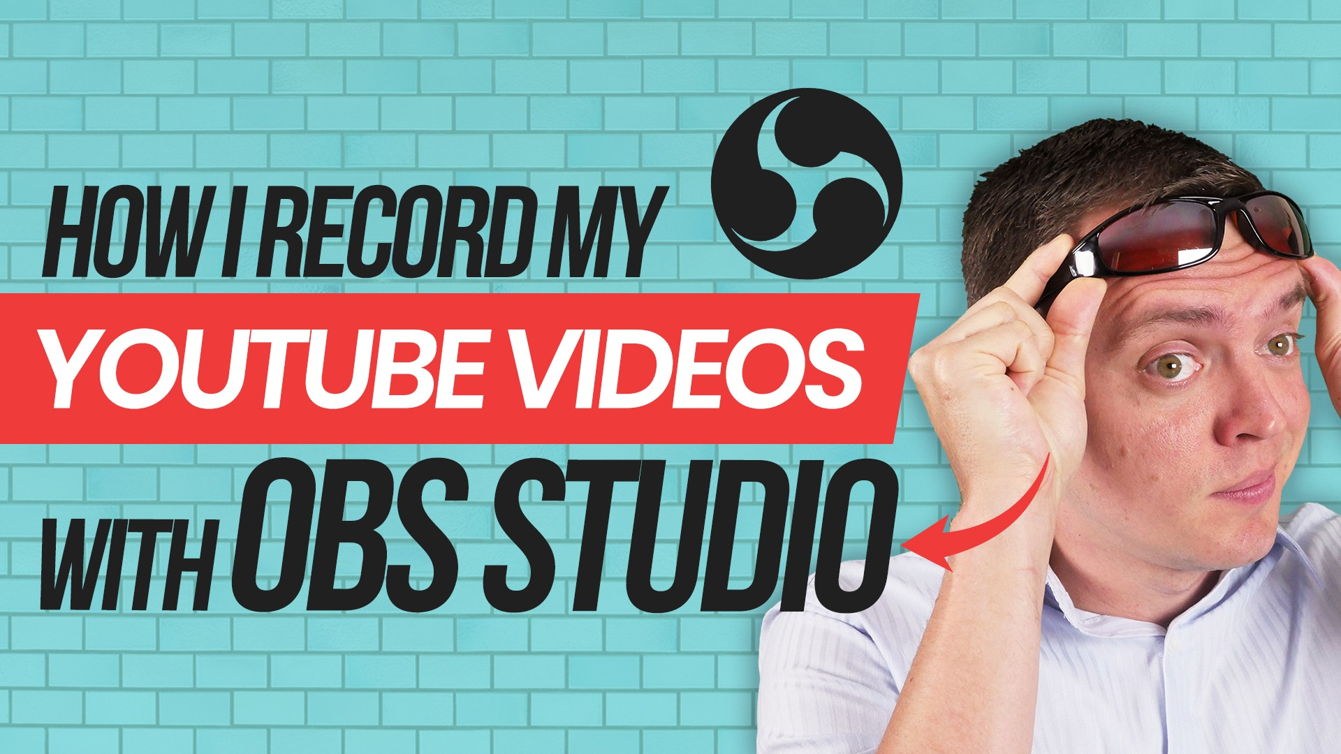 How I Quickly Record My YouTube Videos Using OBS Studio