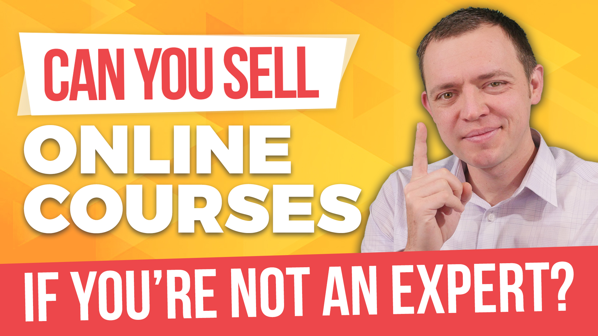 Why You Don't Need to Be an Expert in an Industry to Sell Online Courses