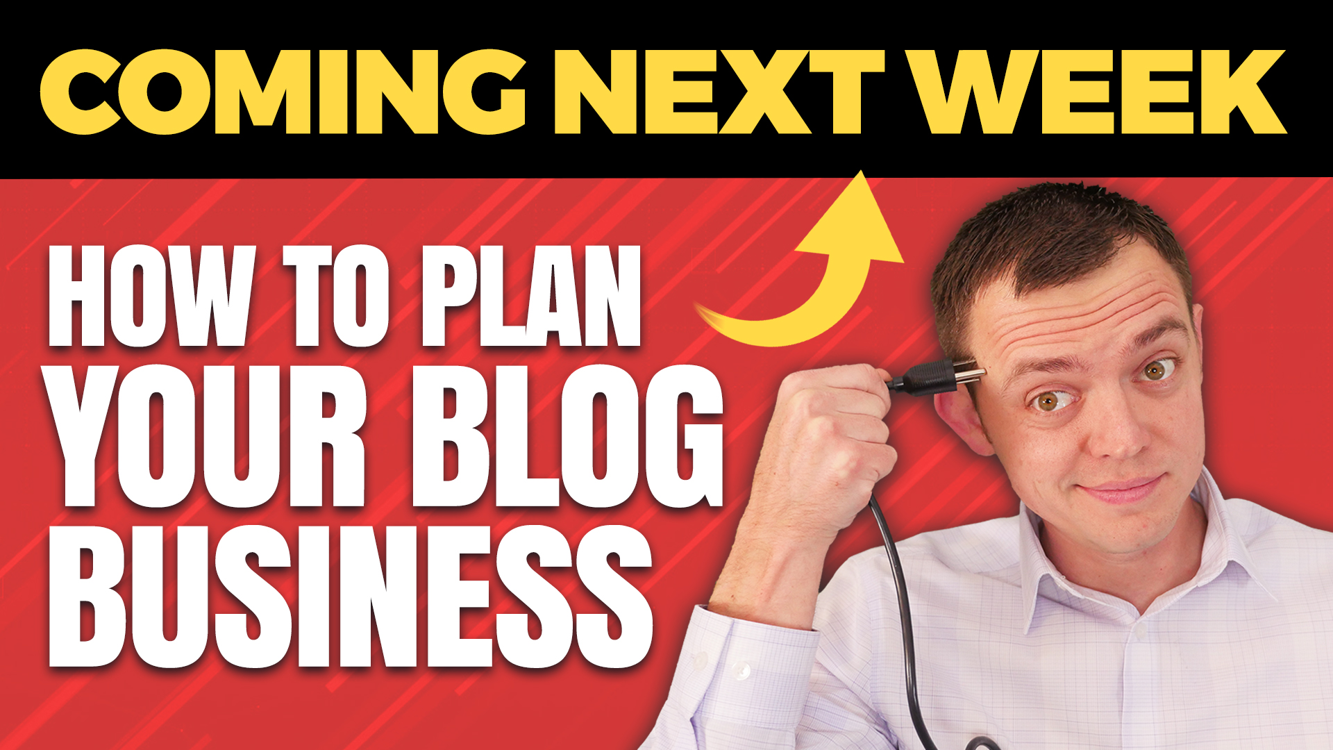 Coming Next Week 📆 How to Plan Your Blog Business