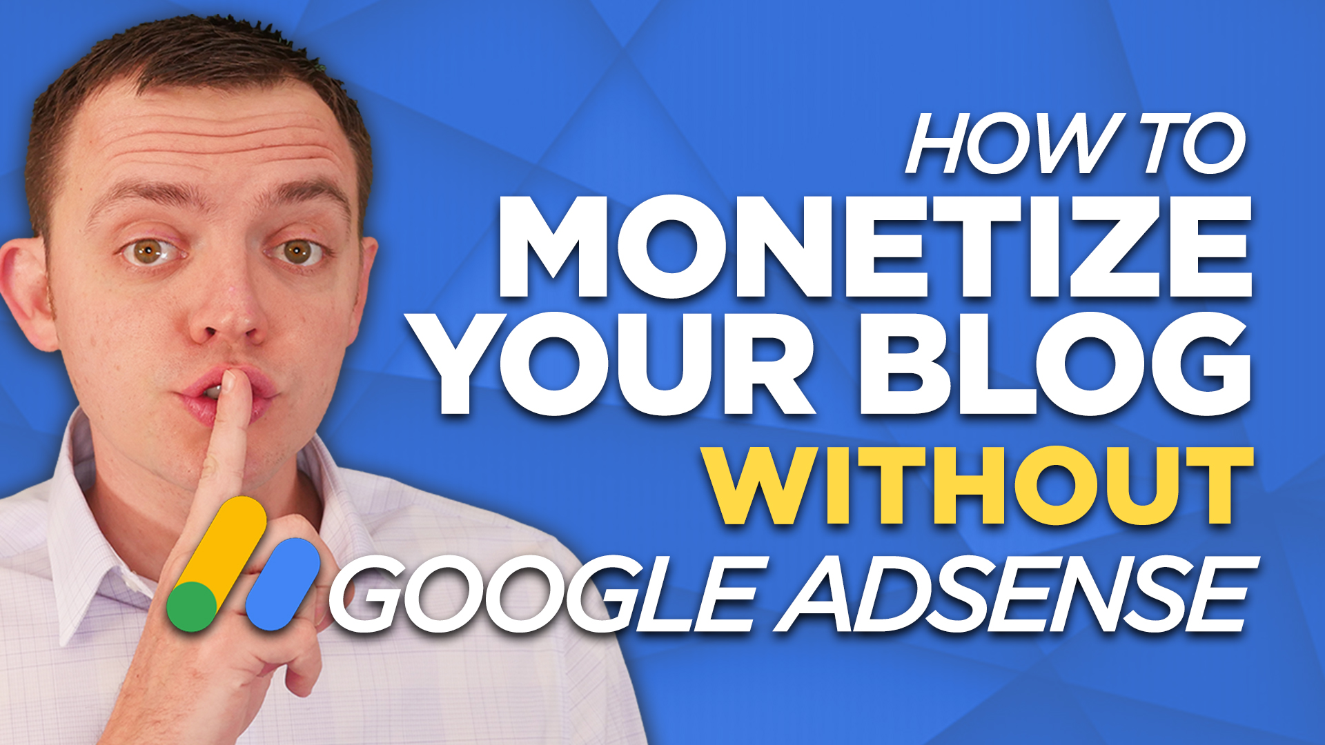 How to Monetize a Blog WITHOUT Google Adsense