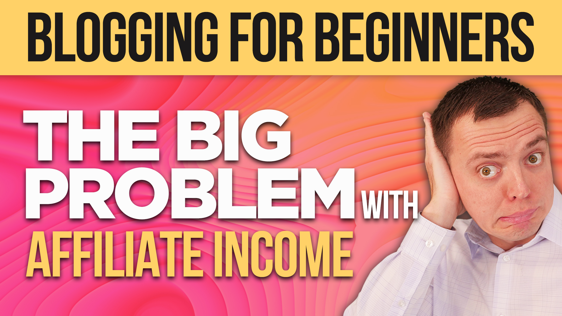 The Big Problem with Affiliate Income for Bloggers NO ONE Talks About